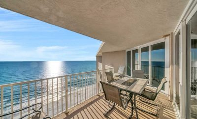 Bird's Eye View at Panama City Beach, Florida